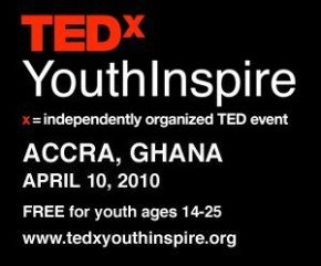 TEDx YouthInspire LIVE in Accra