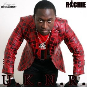 Richie on the Cover of UKNR