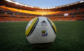 The Official FIFA World Cup Football.